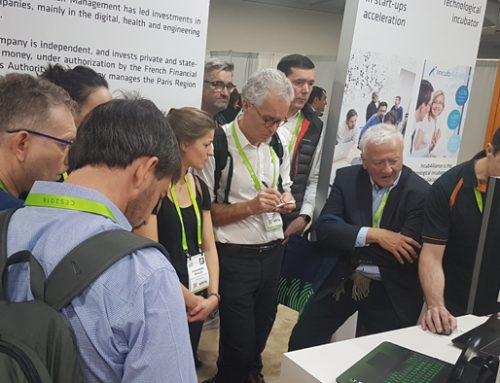 Serious Factory at CES 2018: Key step in our internationalization strategy!