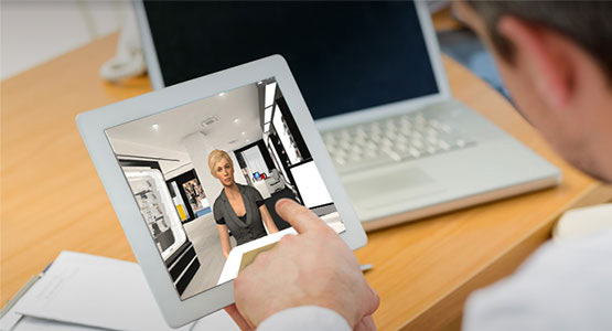 Mobile Learning is now a reality with VTS Player